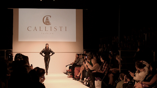 Callisti Vienna Fashion Week 2011